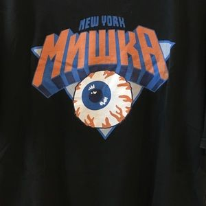 "MISHKA ""NY KNICKS"" T-Shirt (XL)"